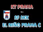 KT Praha vs. SF SKK EL Niňo Praha C
