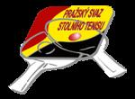 Pražský svaz stolního tenisu, logo